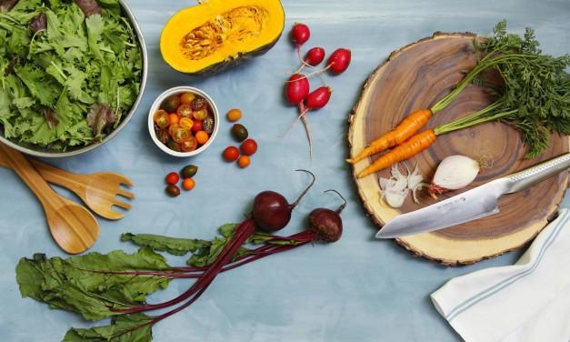 Fork & Salad — Meet the Menu