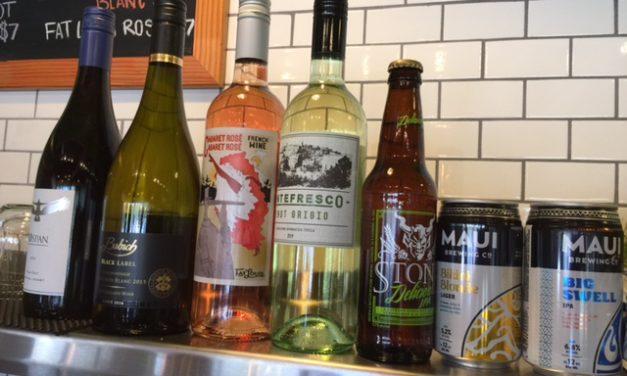 Bring on the Beverages at Fork & Salad Maui!
