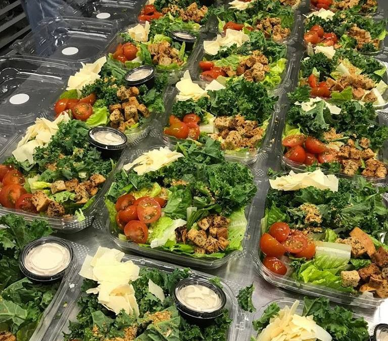 Keep it Simple with Fork & Salad Catering