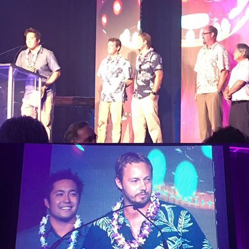 "Fork & Salad Maui Honored with ""Friend of Agriculture"" Award"
