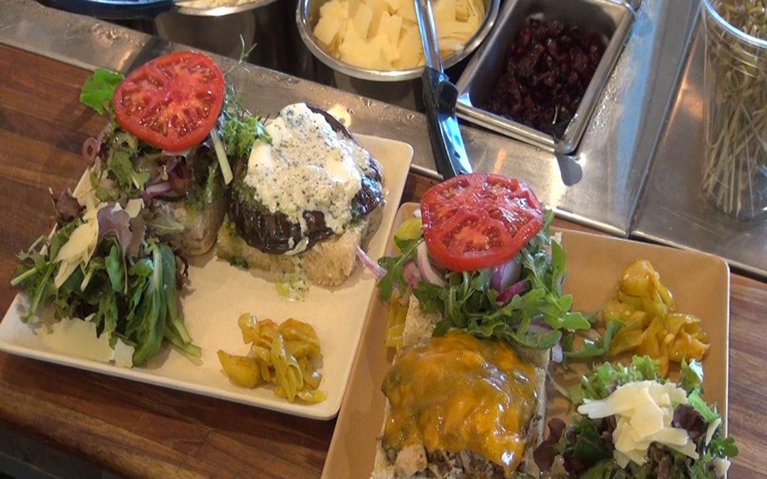 Fork & Sandwich:  A Step Beyond the Salads