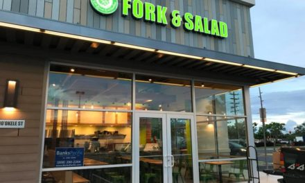 Fork & Salad Kahului to Open Just in Time for Summer!