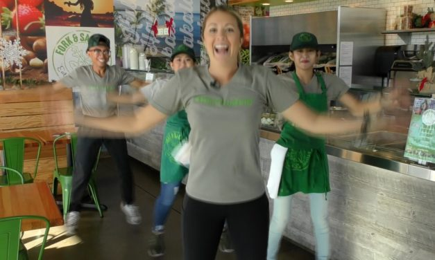 Get a Jump on the New Year at Fork & Salad!