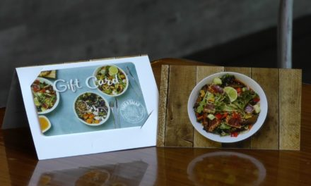 Give the Gift of Health (at a Discount!!) at Fork & Salad