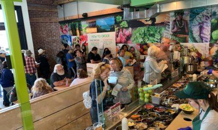 A Celebration and Blessing at Fork & Salad Orange!