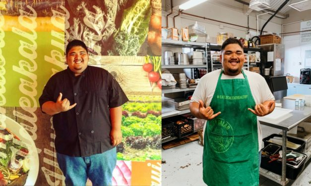Fork & Salad Employee Gains Leadership, Loses Weight