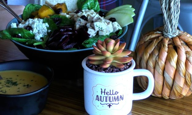 Celebrating Fall with Seasonal Specials!!