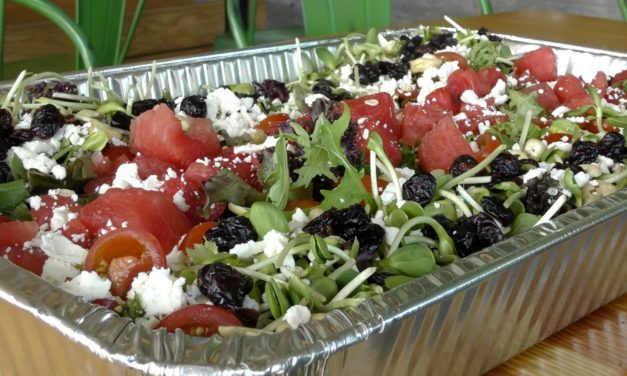 Cater Your Next Gathering with Fork & Salad!